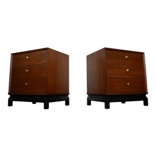 Mid-Century Modern American of Martinsville Nightstands - a Pair For Sale