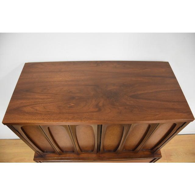 Two-Tier Mid-Century Modern Dresser - Image 8 of 10