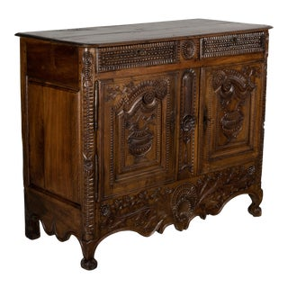 18th Century Louis XV Style Buffet For Sale