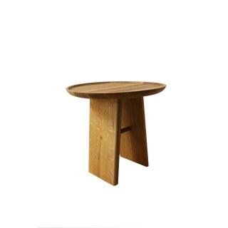 Slant Wooden Minimalist Table