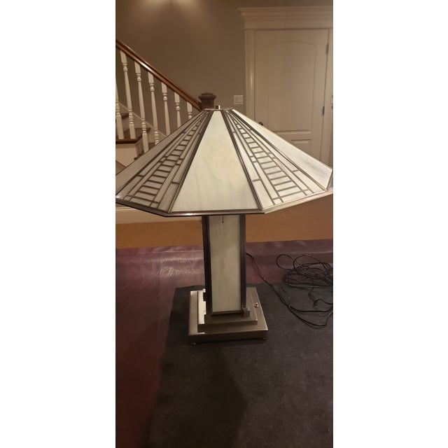 Gold Vintage Fredrick Ramond Table Lamp For Sale - Image 8 of 8