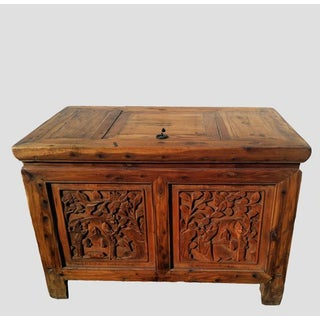 Carved Truck Accent Table Preview