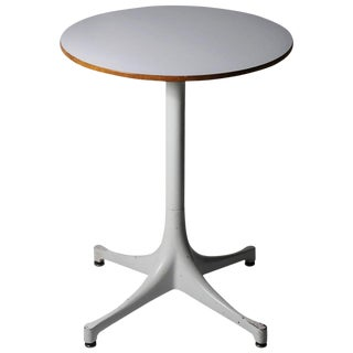 George Nelson Herman Miller Early Vintage Swag Leg Occasional Table For Sale