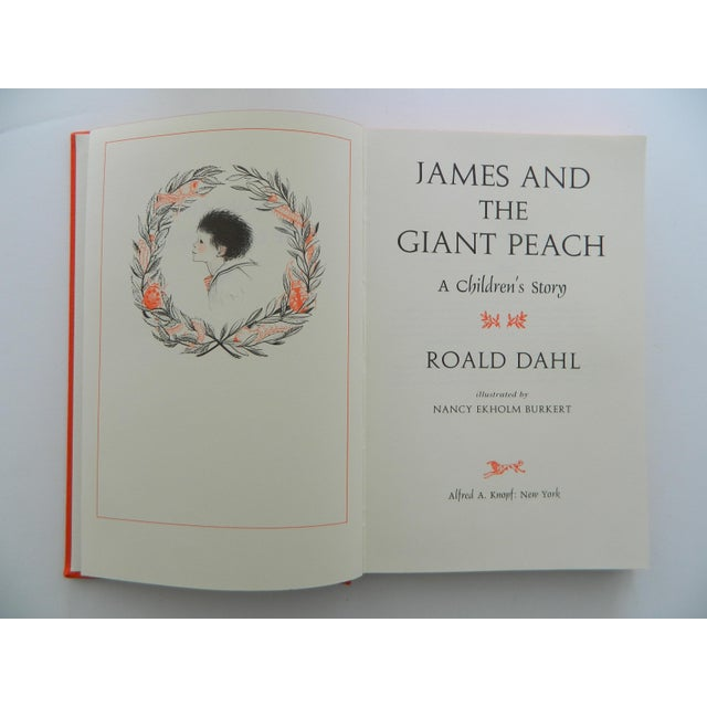 James and the Giant Peach, Book - Image 7 of 10