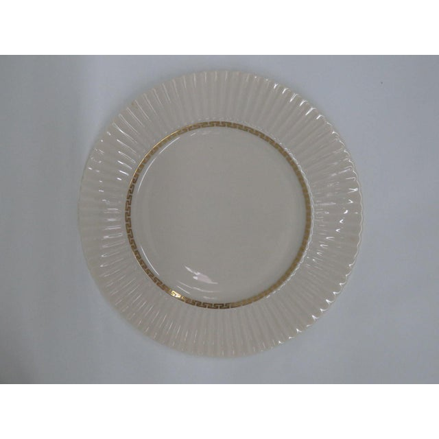 Lenox Cretan 0316 Set of Four Dinner Plates For Sale In Miami - Image 6 of 11