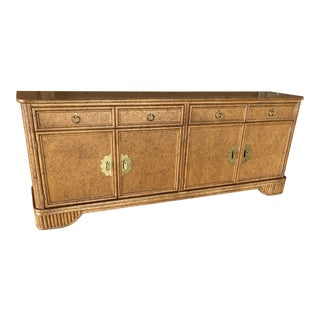 Vintage Ficks Reed Sideboard For Sale