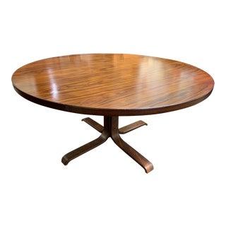 1960s Mid-Century Modern Gote Mobler Nassjo Dining Table For Sale