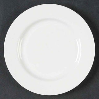 8 Lenox Classic White Dinner Plates & 8 Bread & Butter Plates - 16 Pieces Preview