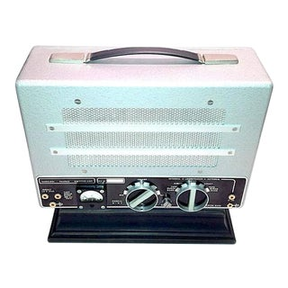 Cinema Portable Nagra Sound Recording Amplifier/Speaker. Display As Sculpture For Sale