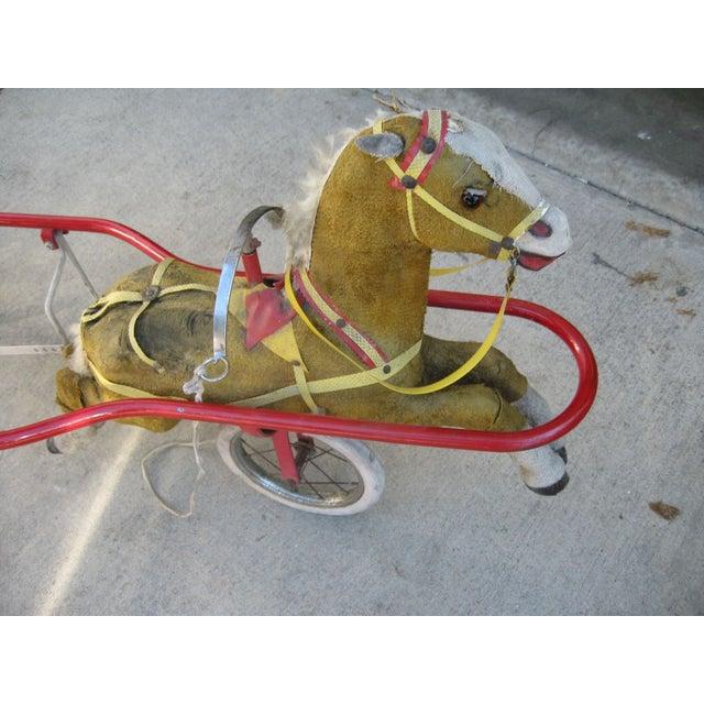 1930's Art Deco Horse Cart Il, Cavallino - Image 3 of 4
