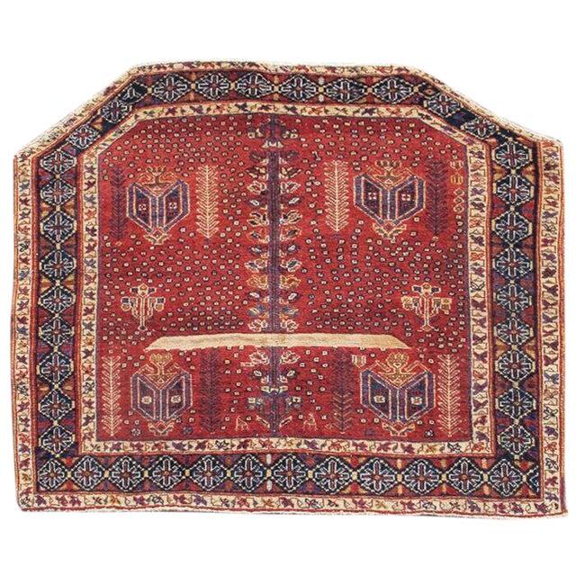 Afshar Saddle Cover For Sale