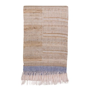 *Neeru Hand Woven Indian Throw