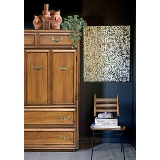Mid-Century Modern Classic Campaign Armoire Preview