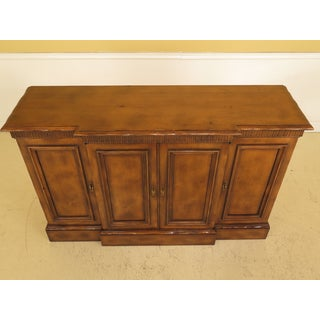 Baker 4 Door Large Continental Style Credenza Buffet Preview
