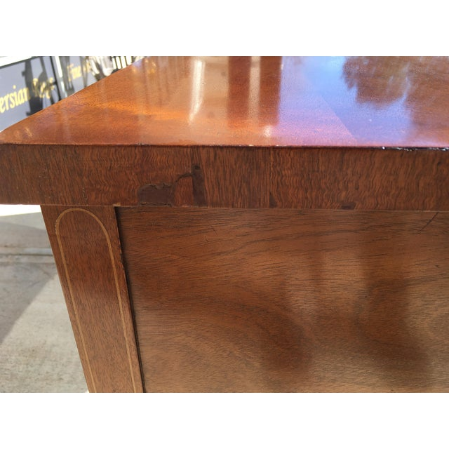 Early 20th Century Mahogany Inlaid Sideboard For Sale - Image 10 of 11