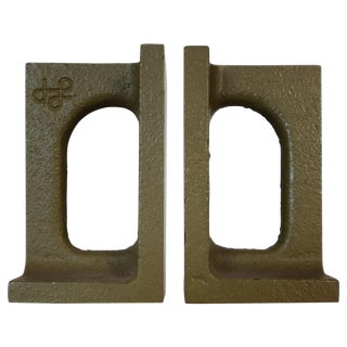Bill Curry for Design Line Bookends For Sale