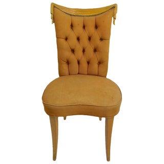 Boudoir Chair by Grosfeld House For Sale