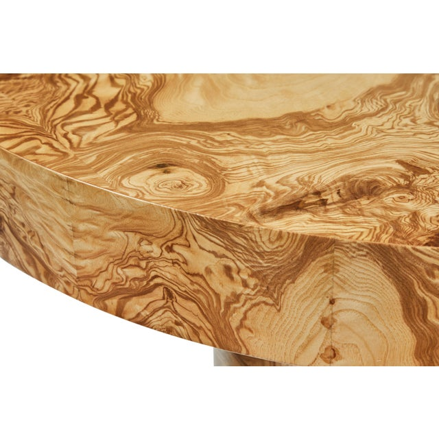 Not Yet Made - Made To Order Carlton Coffee Table by August Abode For Sale - Image 5 of 9
