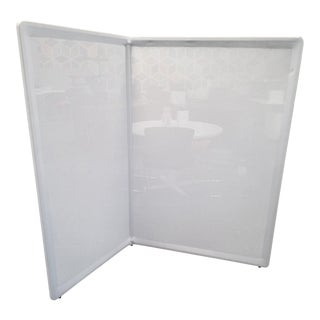 Steelcase Mesh Privacy Screen For Sale