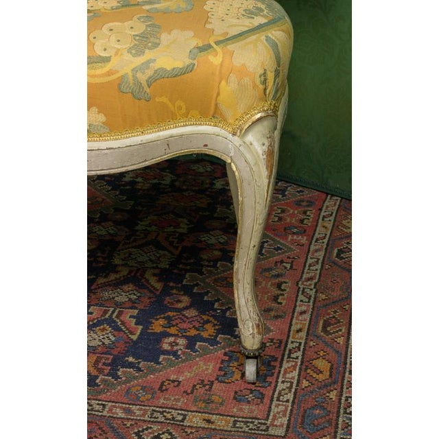 Pair of Louis XV Style Side Chairs For Sale - Image 9 of 11