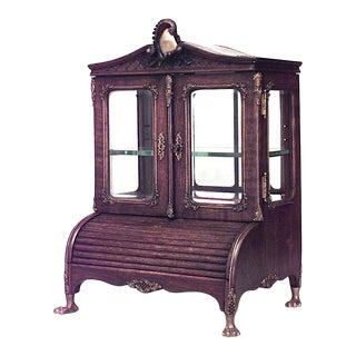 French Louis XV Miniature Secretary For Sale