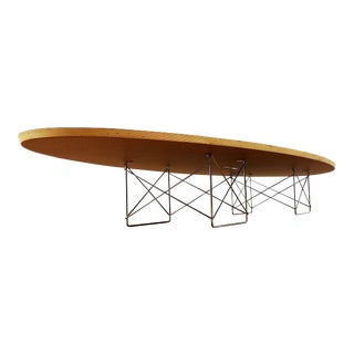 Eames Herman Miller Elliptical Surfboard Coffee Table