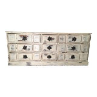 Annie Sloan Shabby Chic Antiqued Dresser