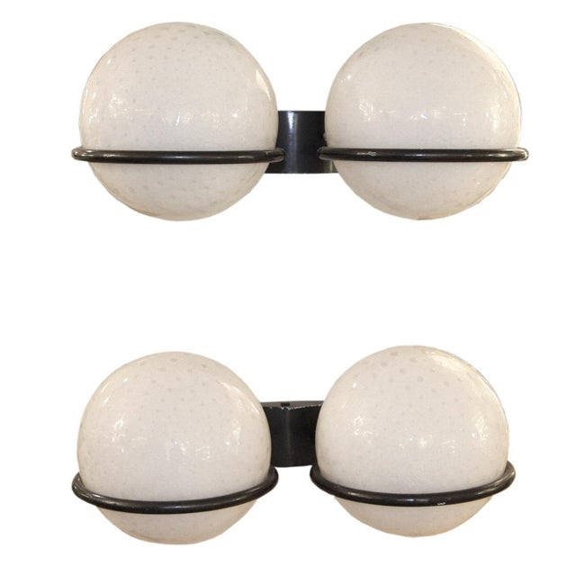 Gino Sarfatti Wall Lights - A Pair For Sale - Image 6 of 6