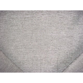 Ralph Lauren Summerson Weave Dove Textured Upholstery Fabric - 28 Yards For Sale