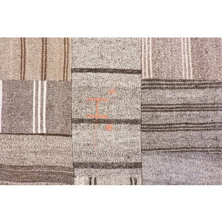 Stark Studio Rugs Contemporary Flat Woven 100% Wool Rug - 13′ × 17′ Preview