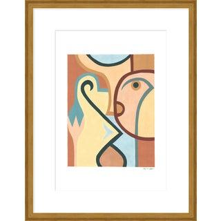 """Medium """"Three"""" Print by Sia Dzahn, 20""""x 26"""" For Sale"""