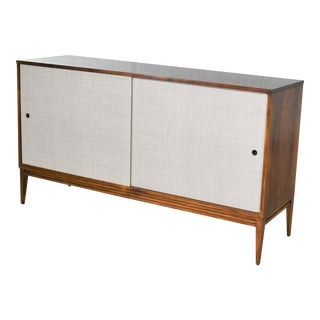 Paul McCobb Mid Century Modern Planner Group Credenza Buffet Cabinet by Winchendon For Sale