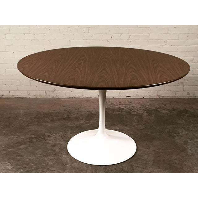 Burke Mid-Century Modern Tulip Based Dining Table - Image 2 of 6