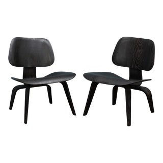 Charles Eames LCW Lounge Chairs For Sale
