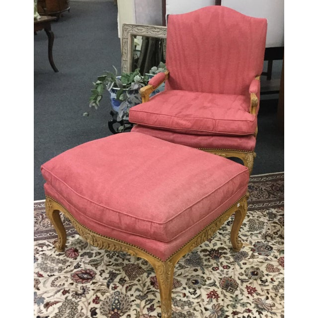Dorable Oversized Living Room Chair With Ottoman Festooning - Living ...
