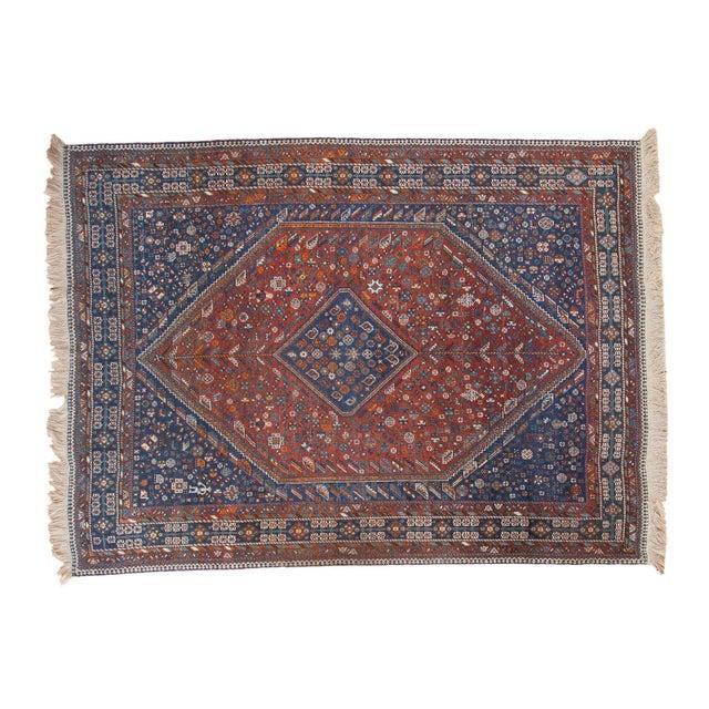 "Vintage Shiraz Carpet - 7'3"" X 9'5"" - Image 1 of 10"