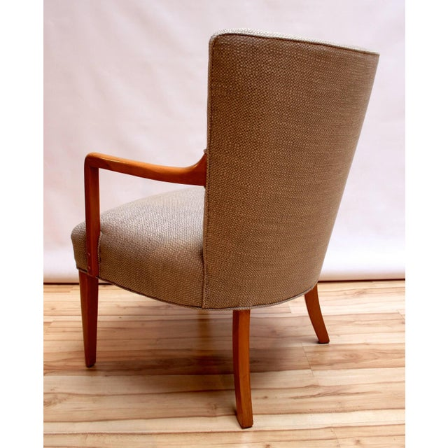 Mid-Century Modern Lounge Chairs - Pair - Image 7 of 10