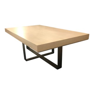 Contemporary Century Furniture Coffee Table For Sale