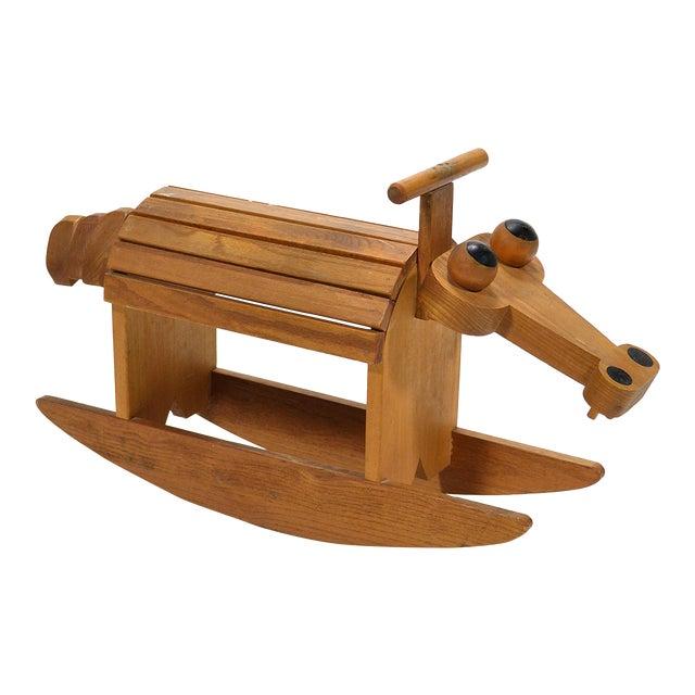 Whimsical Handmade Hobby Horse - Image 1 of 9