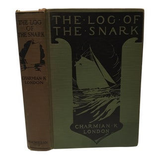 'The Log of the Snark' Hardcover Book