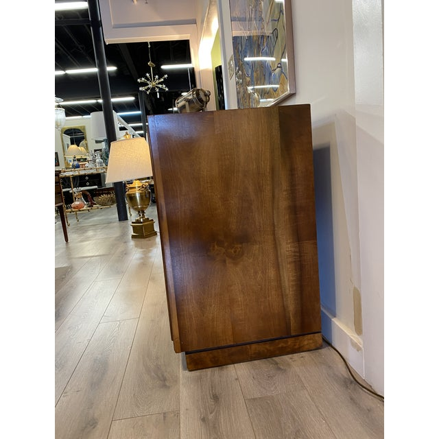 Mid-Century Modern Midcentury Credenza Signed by Lane Furniture For Sale - Image 3 of 12