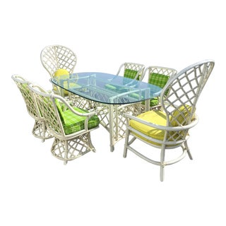 Ficks Reed Dining Set