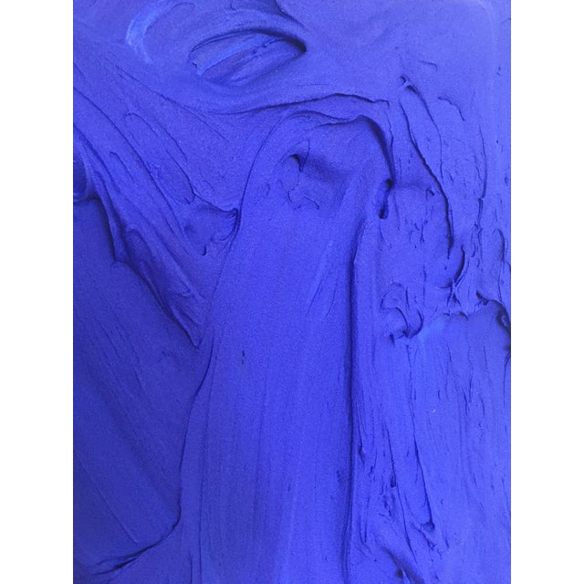 Wood Ultra Blue Excess For Sale - Image 7 of 8