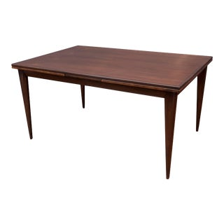 Niels O. Moller #12 Rosewood Dining Table For Sale