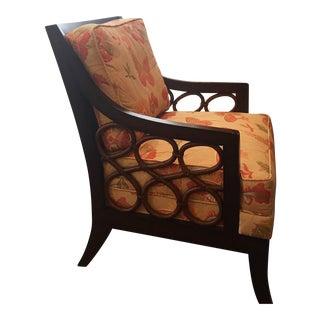 Palacek Rattan & Cane Carlo Lounge Chair