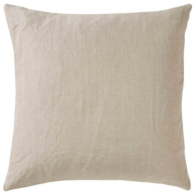Borrowing from global motifs, this Nikki Chu throw pillow merges modern design with worldly geometric patterning. White...