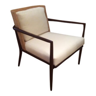 Modern Palecek Hanover Lounge Chair For Sale