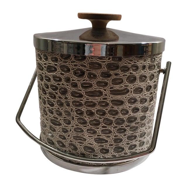 Vintage Serv-Master Creations Ice Bucket - Image 1 of 6