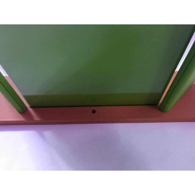 Marutomi Marco Zanini Ettore Sottsass Table Mirror - Image 6 of 6