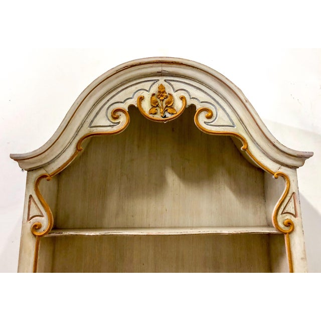 Hand Painted Venetian Secretary For Sale In Atlanta - Image 6 of 9